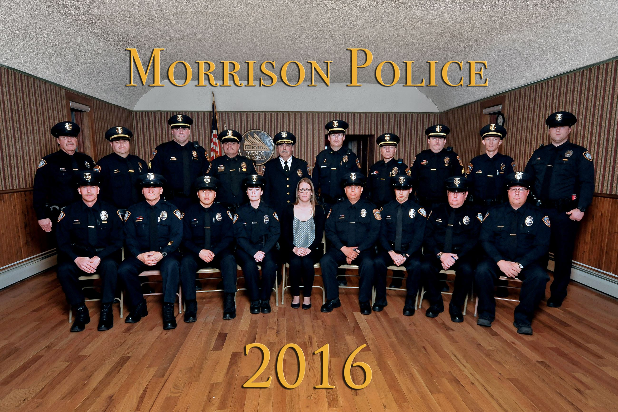 Morrison Police Department 2016